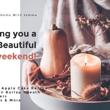 Wishing You a Beautiful Weekend