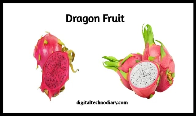 Dragon Fruit Health Benefits and Side Effects