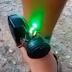 Detento do semi-aberto liga caixinha de som na tornozeleira eletrônica e sai 'tirando onda'; veja vídeo