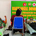 Menjelang sambut HUT TNI, Kodim 0313/KPR Polres Rohul dan Satpol PP Berbagi Sekantong Darah Selamatkan Nyawa