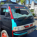 Artis Pelempar Batu Mobil Truck Di Kendal Akhirnya Bertekuk Lutut Di Depan Reskrim Polda Jateng