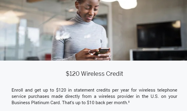How to Use and Maximize $120 Wireless Cell Phone Credits With American Express Business Platinum Card [2021]