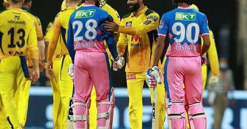 यशस्वी और शिवम दुबे की बदौलत राजस्थान ने चेन्नई को हरा प्लेऑफ की उम्मीद रखा बरकार