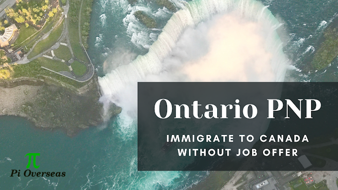 Ontario PNP | Move to Canada Without a Job Offer
