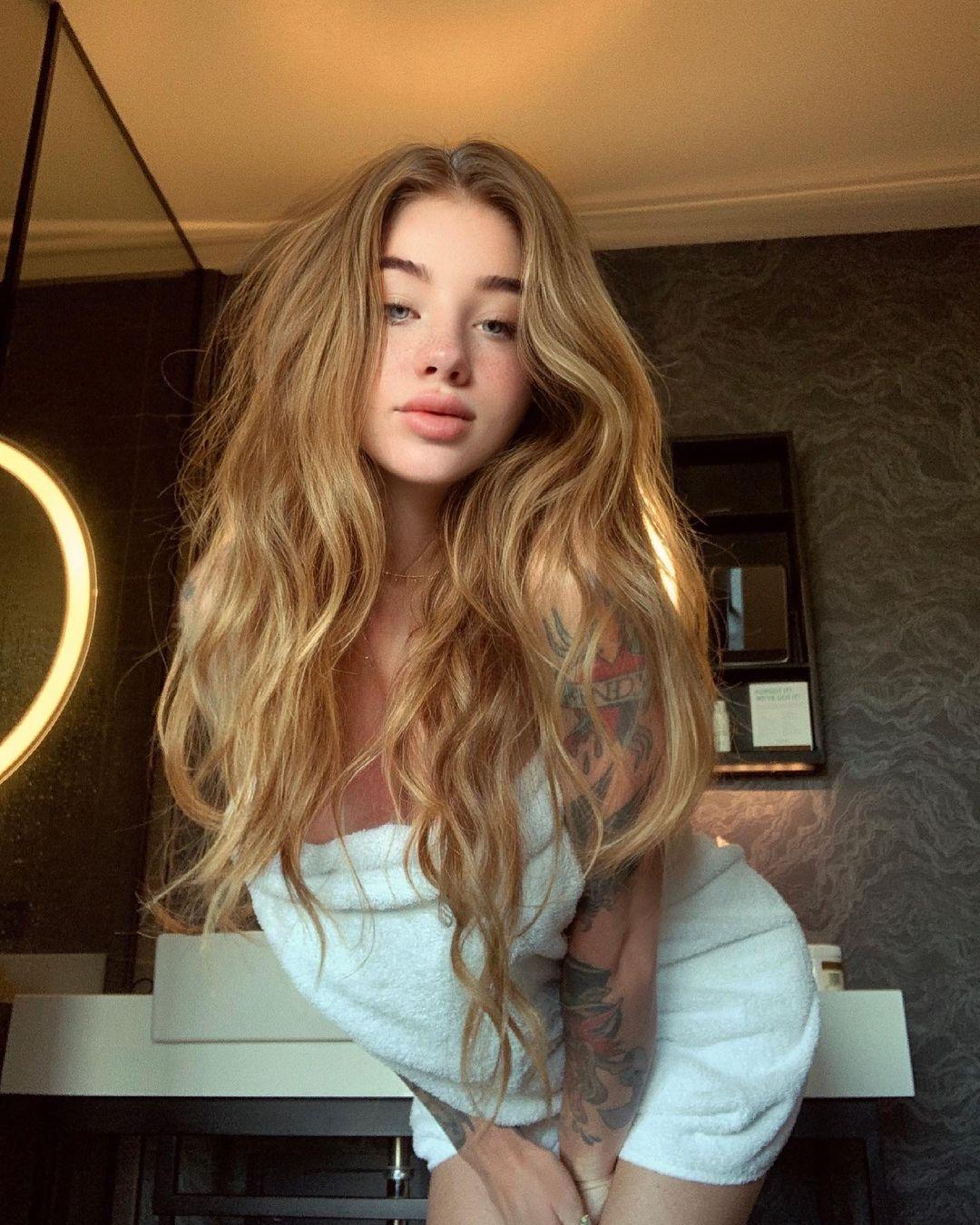 Beautiful Instagram Model Diana Deets