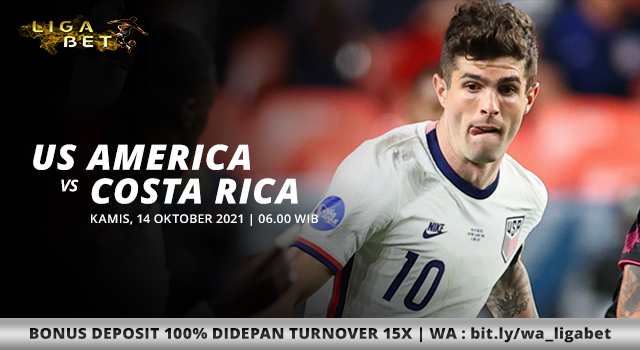 AMERIKA VS COSTA RICA