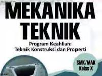 Download Rpp Mata Pelajaran Mekanika Teknik Smk Kelas X Kurikulum 2013 Revisi 2017/2018 Semester Ganjil dan Genap   Rpp 1 Lembar