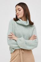 Pulover dama din amestec de lana