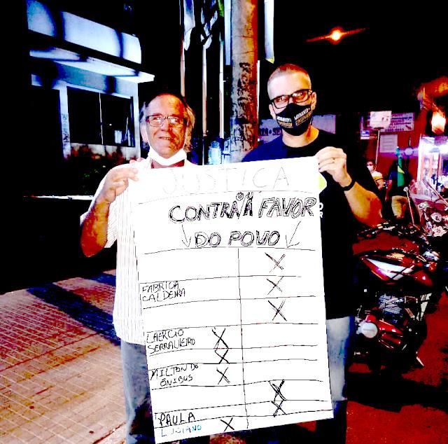 """Grupos de moradores se unem para """"fiscalizar"""" vereadores em Bady Bassitt"""
