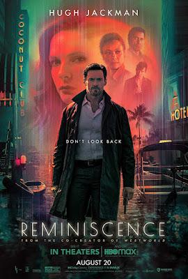 Reminiscence (2021) English 5.1ch 720p | 480p HDRip x264 900Mb | 350Mb