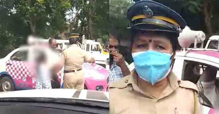 Humiliate young girl and father in public: IG says maximum punishment given to Pink Police Officer, Thiruvananthapuram, News, Police, Report, Child, Controversy, Media, Kerala