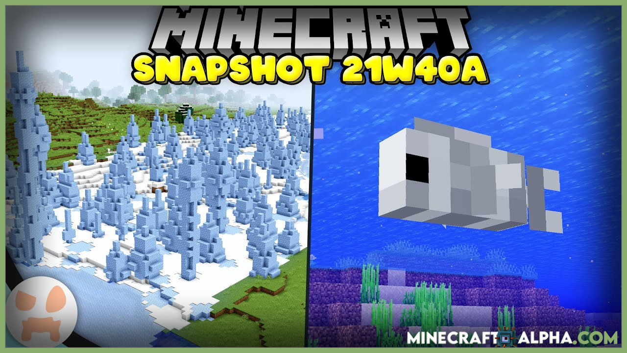 How To Download 1.18 Snapshot 21w40a For Minecraft Java Edition