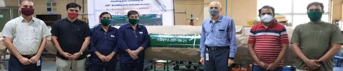 BrahMos Gets 200th Set of Airframes For Supersonic Cruise Missile
