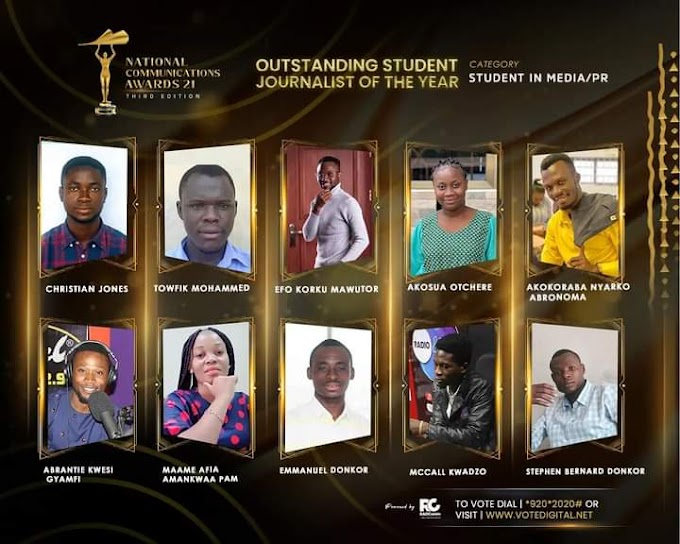 Nominees for the 3rd edition of the National Communications Awards announced