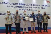 Getol Gelar Vaksinasi Massal, Biddokkes Polda Jateng Raih Penghargaan