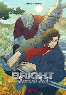 فيلم انمي Bright: Samurai Soul مترجم بعدة جودات