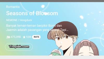 Seasons of Blossom Naver