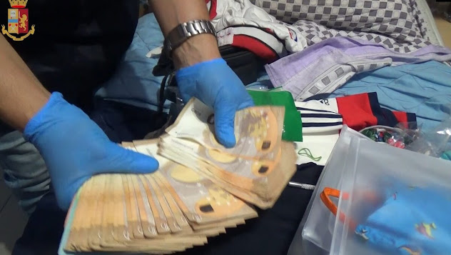 Scommesse on line illegali e usura: 11 arresti
