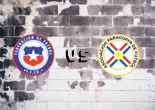 Chile vs Paraguay  Resumen