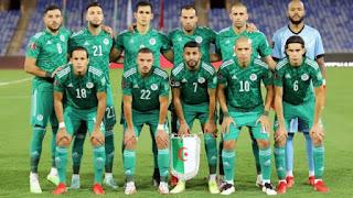 موعد مباراة الجزائر والنيجر تصفيات كأس العالم 2022 والقنوات الناقلة