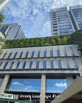 Jasa Vertical Garden Blitar | Jasa Pembuatan Taman Vertikal Terbaik