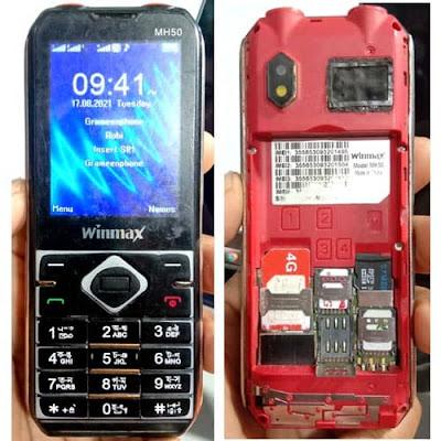 Winmax MH50 Flash File