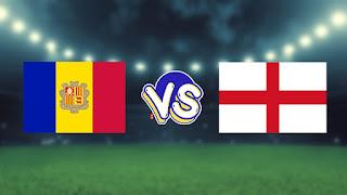 موعد مباراة إنجلترا ضد أندورا في تصفيات كأس العالم والقنوات الناقلة لها