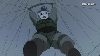 月とライカと吸血姫 第3話 イリナ・ルミネスク Irina Luminesk CV.林原めぐみ   Tsuki to Laika to Nosferatu