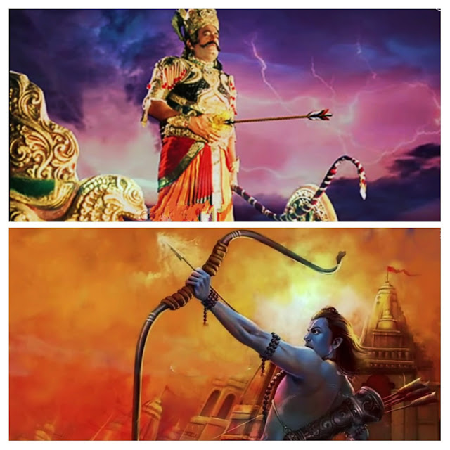 Lord Shri Ram killed Ravana with this wonderful weapon. Ravana could never have been killed without this weapon.What happened to the dead body of Ravana?