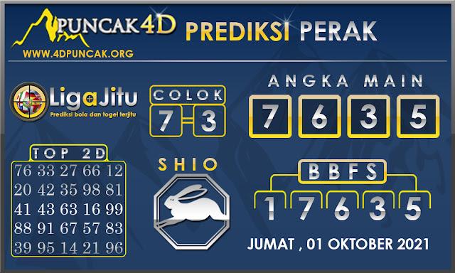 PREDIKSI TOGEL PERAK PUNCAK4D 01 OKTOBER 2021