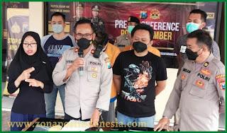 2 Pemuda Warga Jember dan Bondowoso diamankan Polsek Sumbersari Saat Transaksi Narkoba