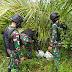 Patroli Bersama Satgas Pamtas Yonif Meknais 643/Wns dengan Bea Cukai dan Imigrasi  Berhasil Amankan Barang Ilegal