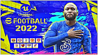 Download eFootball 2022 PPSSPP High Graphics Camera PS5 Real Face HD & Season Update Transfer