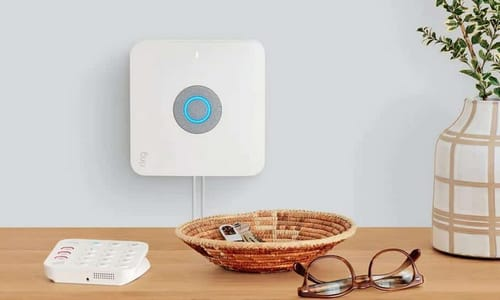Amazon's Ring Alarm Pro combines a security system with a router