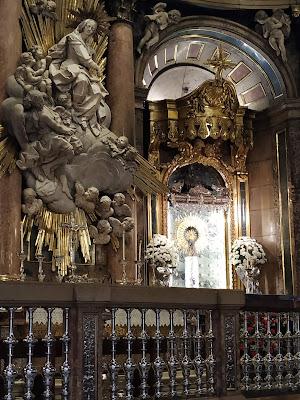 Virgen del Pilar, capilla
