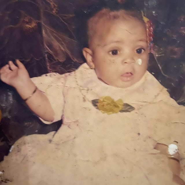Check out the Throwback Photos of Regina daniels and her mom