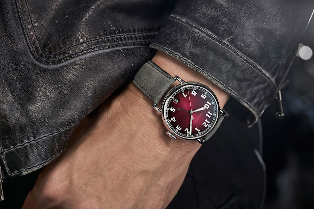 Moser Heritage Dual Time