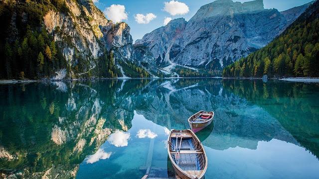 Proses Terjadinya Danau dan Manfaatnya