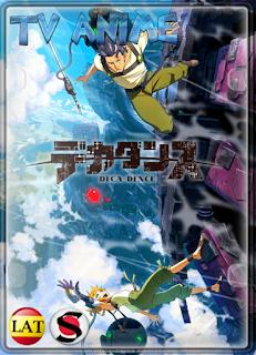 Deca-Dence (Temporada 1) WEB-DL 1080P LATINO/JAPONES