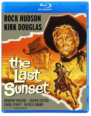 The Last Sunset (1961) new on Blu-ray