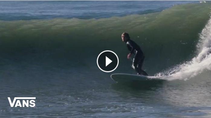 Vans X Alex Knost Surf Video VANS