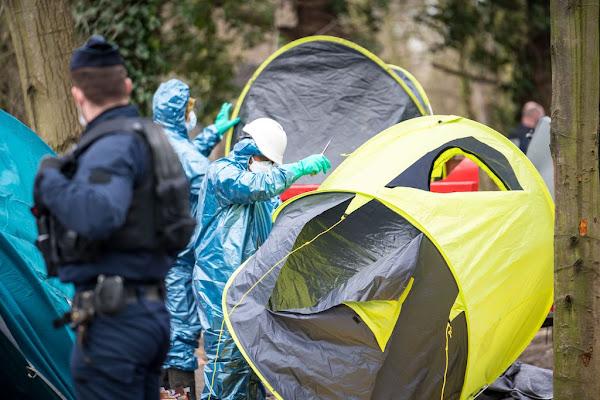 Grande-Synthe : Un Camp De Migrants Évacué… Se Reconstitue 300 Mètres Plus Loin « A Quoi Ça Sert ? »