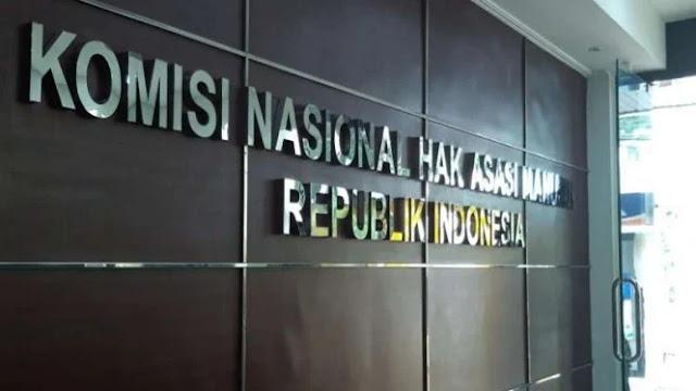 Komnas HAM Tunggu Respons Jokowi Atas Dugaan Pelanggaran TWK KPK