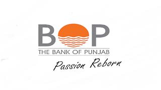 https://www.bop.com.pk/Jobs - BOP Bank of Punjab Jobs 2021 in Pakistan
