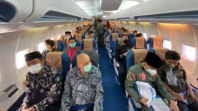 Sebanyak 26 WNI Dievakuasi dari Afghanistan