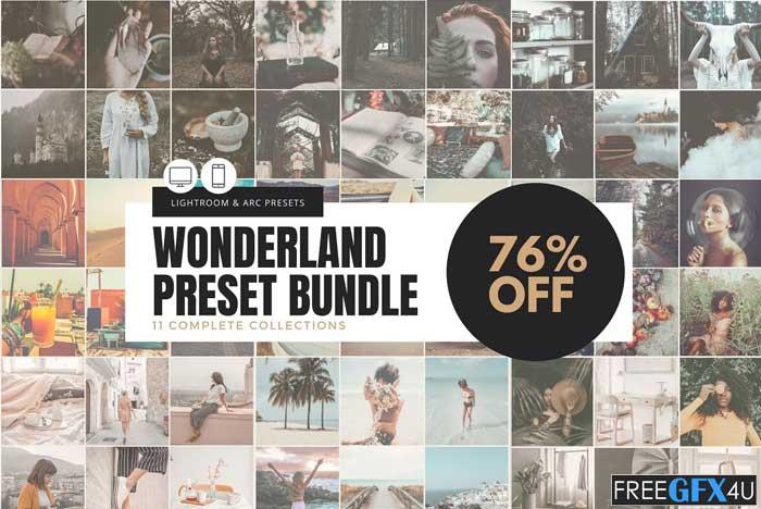 The Wonderland Preset Bundle