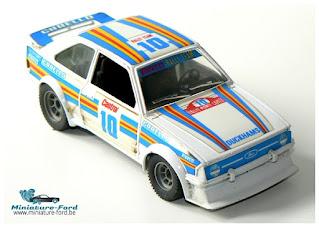 POLISTIL, Ford Escort XR3