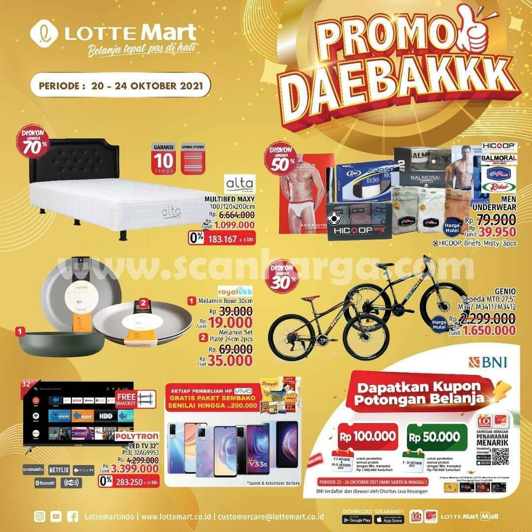 Katalog Promo Lottemart Weekend 20 - 24 Oktober 2021 7