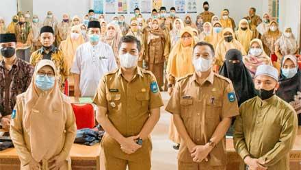 pelatihan untuk para guru Tahfidz