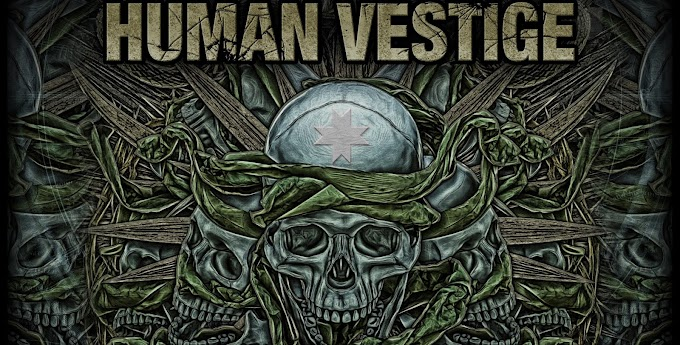#CDReview: Human Vestige - Sanguinary Finge